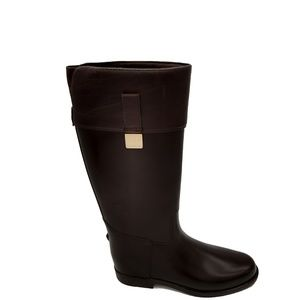 Banana Republic Brown Rain Boots Size 9 (EU 40)